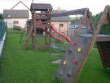 Dětské hřiště ve Věcově
