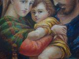 Obrázek svaté rodiny