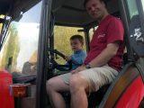 Svezeme vás traktorem