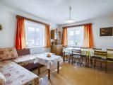 Společenská místnost - Apartmán U Zvonku