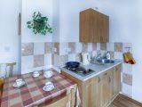 Kuchyně - Apartmán U Berušky