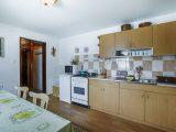Kuchyně a jídelna - Apartmán U Broučka