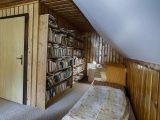 Knihovna - Apartmán U Broučka