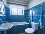 Koupelna - Apartmán U Fialky
