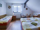 Pokoj - Apartmán U Slunečnice